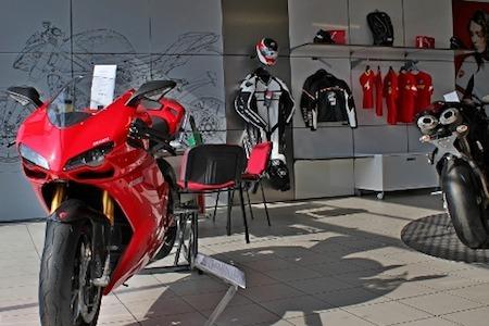 Ducati : le réseau s'agrandit