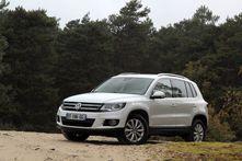 Volkswagen Tiguan TDI 110 ch Sportline31 720 €