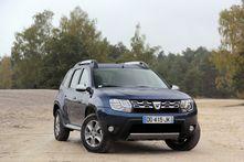 Dacia Duster dCi 110 chPrestige17 600 €