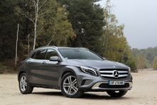 Mercedes GLA 180dInspiration31 000 €