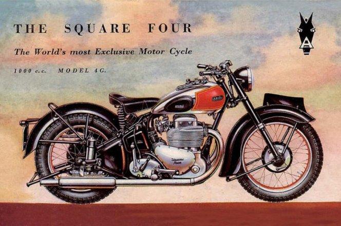 Ariel: le retour de la moto imminent!