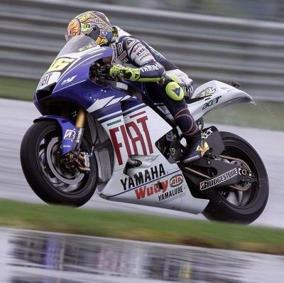 Moto GP - Etats Unis D.1: Rossi à la fois satisfait et inquiet