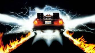 """21 octobre 2015 : le jour pour acheter la DeLorean de """"Retour vers le futur"""" ?"""