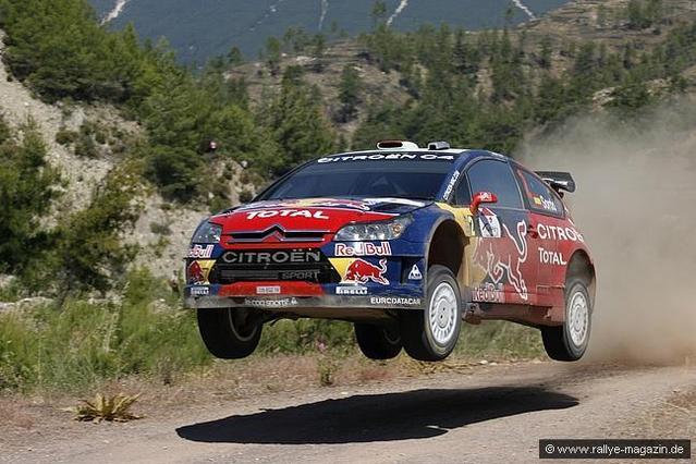 WRC Turquie Jour 2 : Loeb peut le faire