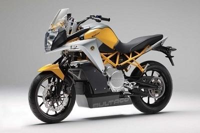 Nouveauté - Bultaco: une Rapitan électrique à deux courants