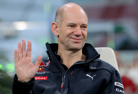 F1 : Red Bull prolonge Newey et confirme Renault en 2015