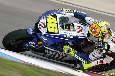 Moto GP - Etats Unis D.2: Rossi en pole