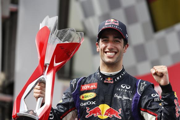 F1 - GP du Canada : Ricciardo et Red Bull mettent fin à l'hégémonie Mercedes
