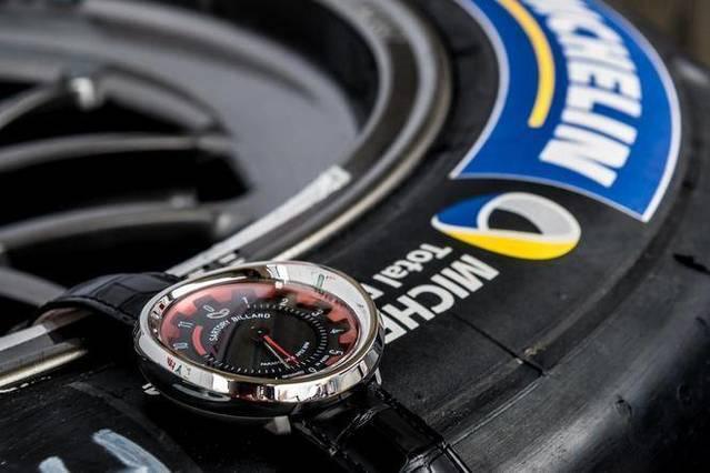 Sartory Billard RPM01 : une montre dédiée à l'univers de l'automobile et créée par un membre de Caradisiac