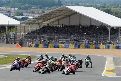Moto GP - Grand Prix de France: un succès sur tous les plans