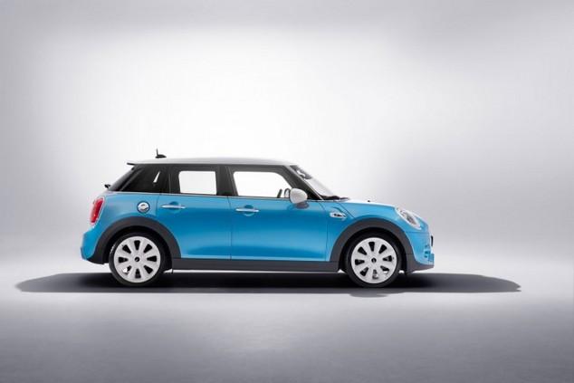 Nouvelle Mini 5 portes: encore une longueur d'avance sur la concurrence (+ vidéo)