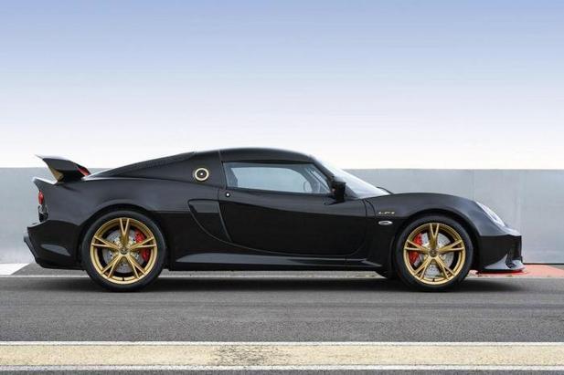 Nouvelle Lotus Exige LF1: limitée à 81 exemplaires