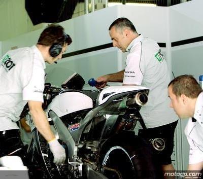 Moto GP - Honda: Le team Scot sans le sou pour 2010