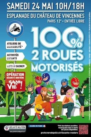 """Journée """"100% 2 Roues motorisés"""": Suzuki vous fait essayer sa gamme urbaine"""
