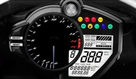 Yamaha: pour 2012, la R1 a droit à l'antipatinage