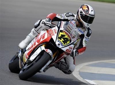 Moto GP - Etats Unis: Sixième temps et meilleur privé Honda pour Randy
