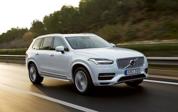 Prise en mains - Volvo XC90 T8 Twin Engine: agent double