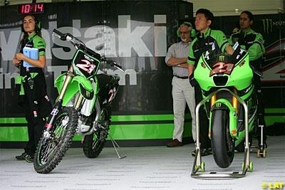 Moto GP - Etats Unis: Kawasaki annonce officiellement l'arrivée de Melandri