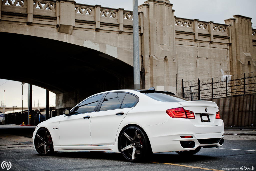 2012 Royal Muffler Bmw 535i Dark Cars Wallpapers