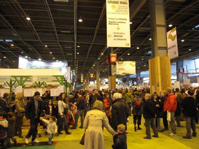 Reportage au Salon de l'agriculture 2009 : zoom sur l'énergie renouvelable
