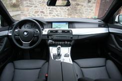 Essai vidéo - BMW Série 5 : la nouvelle référence