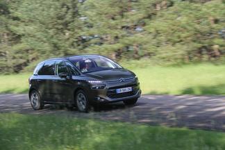 Essai - Citroën C4 Picasso Blue Hdi 150 : le plus puissant du marché sans malus
