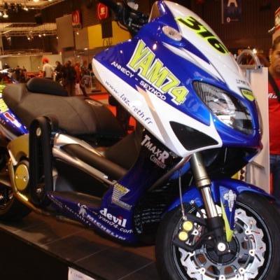 T-MAX R 500 Compressor: L'enfant de LAZARETH