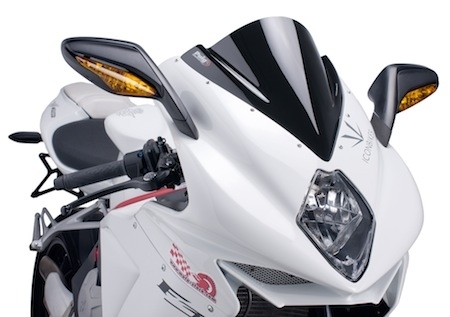 Bulle Z-Racing pour MV Agusta F3 by Puig