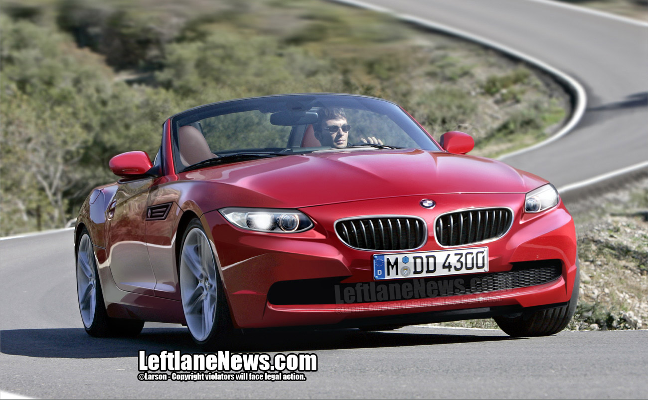 nouvelle bmw z4 pourquoi pas comme a. Black Bedroom Furniture Sets. Home Design Ideas