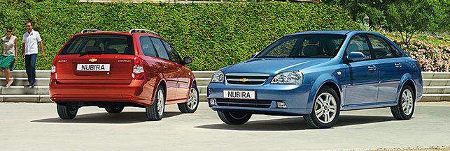 Future Chevrolet Nubira : intéressante !