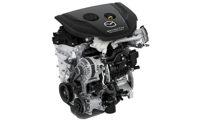 Mazda détaille son nouveau moteur diesel