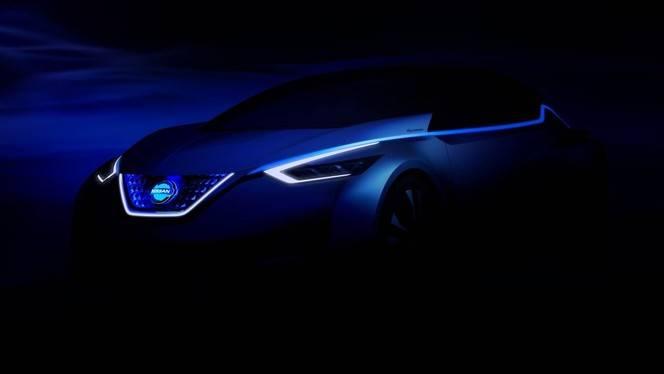 Nissan : la future Leaf en concept à Tokyo ?