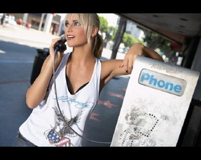 Calendrier Miss Tuning 2007 : mouai...