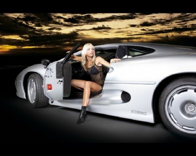 Calendrier Miss Tuning 2007 : mouai...