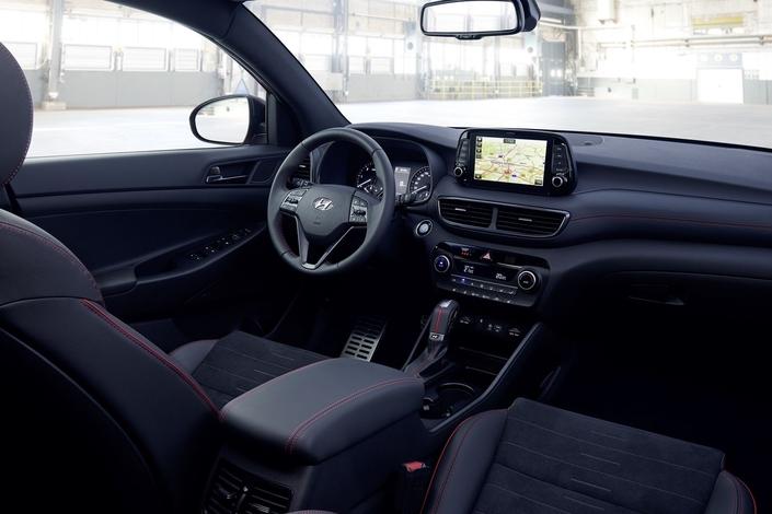 Hyundai Tucson: nouvelle version sportive N Line