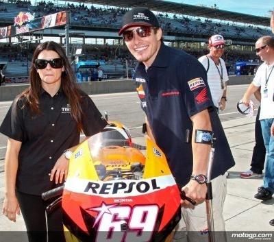 Moto GP - Etats Unis: Hayden veut sortir de Honda par la grande porte