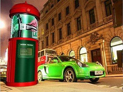Londres charmée par les voitures électriques