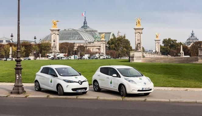 Renault-Nissan fournira les véhicules électriques à la conférence COP21