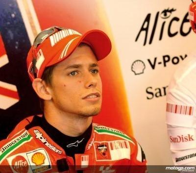 Moto GP - Etats Unis: Mauvais pneu arrière pour Stoner