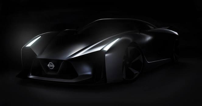Nissan présente Vision Gran Turismo Concept