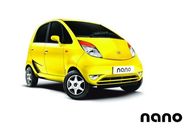 1500 euros ? Le prix de la Tata Nano sortie en Inde