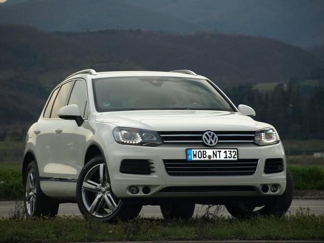 Essai - Volkswagen Touareg II : à la diète !