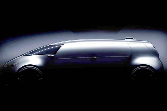 Mercedes-Benz Vision Tokyo : le concept de monospace autonome