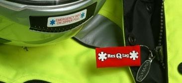 ResQtag : Faciliter le travail des secouristes.