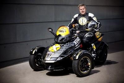 Le Xena Bike fera l'ouverture du Dark Dog Tour 'O8...