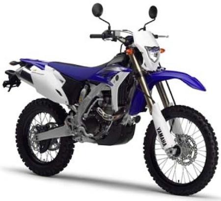 Yamaha WR450 F: enfin du changement pour 2012!