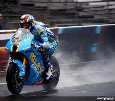 Moto GP - Etats Unis: Ben Spies a sauvé Suzuki du naufrage
