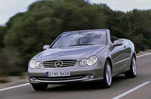 Essai - Mercedes, CLK  Cabriolet 200 K Elégance : délicieusement classique