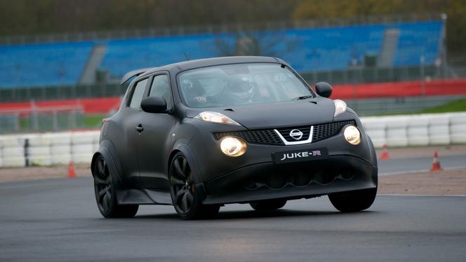 Nissan Juke-R : ses performances officiellement révélées, le 0 à 100 en 3,7 s. !