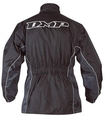 DMP vous équipe pour la pluie: veste Wet et combinaison Twister